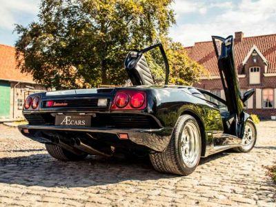 Lamborghini Diablo 5.7 - V12 - FULL HISTORY - MANUAL - RADIO - <small></small> 179.950 € <small>TTC</small> - #1