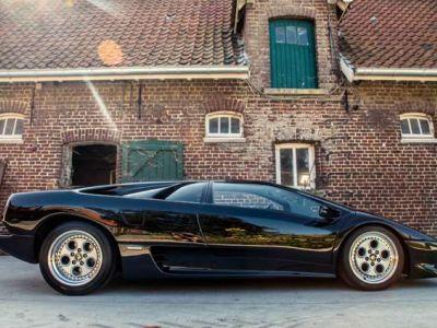Lamborghini Diablo 5.7 - V12 - FULL HISTORY - MANUAL - RADIO - <small></small> 179.950 € <small>TTC</small> - #2