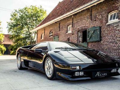 Lamborghini Diablo 5.7 - V12 - FULL HISTORY - MANUAL - RADIO - <small></small> 179.950 € <small>TTC</small> - #3