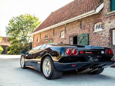 Lamborghini Diablo 5.7 - V12 - FULL HISTORY - MANUAL - RADIO - <small></small> 179.950 € <small>TTC</small> - #4