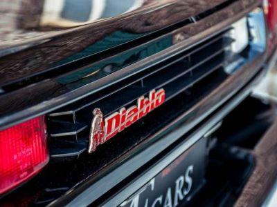 Lamborghini Diablo 5.7 - V12 - FULL HISTORY - MANUAL - RADIO - <small></small> 179.950 € <small>TTC</small> - #5