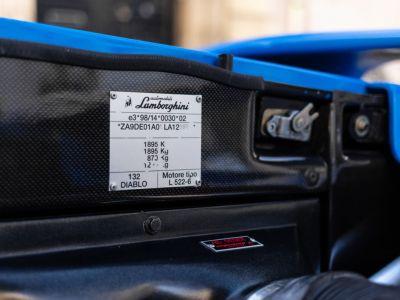Lamborghini Diablo 6.0 VT - <small></small> 330.000 € <small>TTC</small>