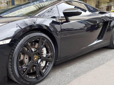 Lamborghini Gallardo 5.0 V10 Nera E-Gear - <small></small> 89.900 € <small>TTC</small>