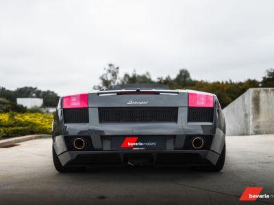 Lamborghini Gallardo Spyder 520HP V10 E-gear *Nose Lift* Navi*Carbon - <small></small> 94.900 € <small>TTC</small>