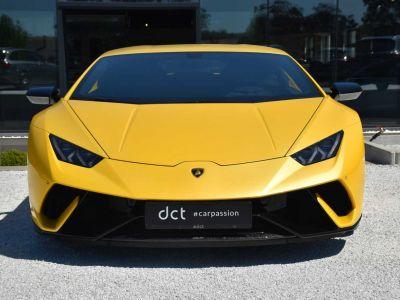 Lamborghini Huracan Huracán 5.2i V10 LP640-4 Performante - <small></small> 246.900 € <small>TTC</small> - #2