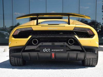 Lamborghini Huracan Huracán 5.2i V10 LP640-4 Performante - <small></small> 246.900 € <small>TTC</small> - #4