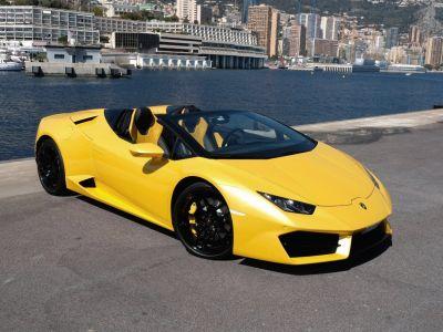 Lamborghini Huracan Lamborghini Huracan 580-2 Spyder - <small></small> 197.800 € <small>TTC</small> - #1