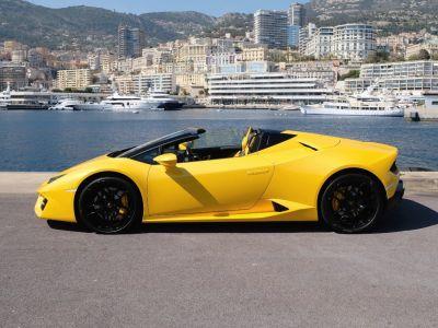 Lamborghini Huracan Lamborghini Huracan 580-2 Spyder - <small></small> 197.800 € <small>TTC</small> - #3