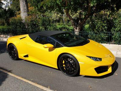 Lamborghini Huracan Lamborghini Huracan 580-2 Spyder - <small></small> 197.800 € <small>TTC</small> - #9