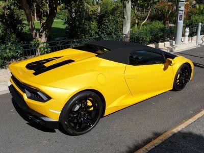 Lamborghini Huracan Lamborghini Huracan 580-2 Spyder - <small></small> 197.800 € <small>TTC</small> - #10