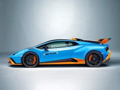 Lamborghini Huracan Lamborghini Huracan STO - <small>A partir de</small> 299.994 € <small></small> - #2