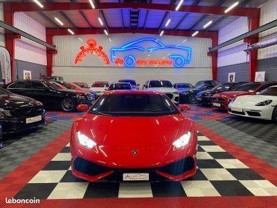 Lamborghini Huracan lp 610-4 - <small></small> 144.990 € <small>TTC</small>