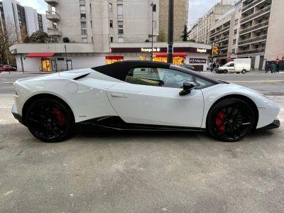 Lamborghini Huracan SPYDER LP 610-4 - <small>A partir de </small>1.970 EUR <small>/ mois</small> - #4