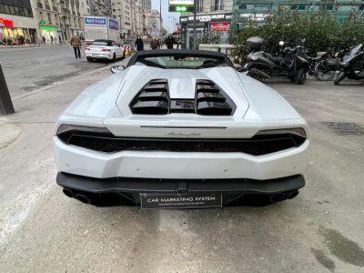 Lamborghini Huracan SPYDER LP 610-4 - <small>A partir de </small>1.970 EUR <small>/ mois</small> - #6