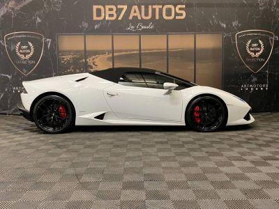 Lamborghini Huracan Spyder LP610-4 5.2 V10 Spyder 5.2 V10 610ch - <small></small> 182.780 € <small>TTC</small> - #2