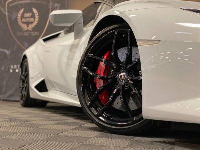 Lamborghini Huracan Spyder LP610-4 5.2 V10 Spyder 5.2 V10 610ch - <small></small> 182.780 € <small>TTC</small> - #4