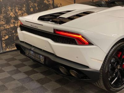 Lamborghini Huracan Spyder LP610-4 5.2 V10 Spyder 5.2 V10 610ch - <small></small> 182.780 € <small>TTC</small> - #5