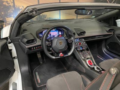 Lamborghini Huracan Spyder LP610-4 5.2 V10 Spyder 5.2 V10 610ch - <small></small> 182.780 € <small>TTC</small> - #7