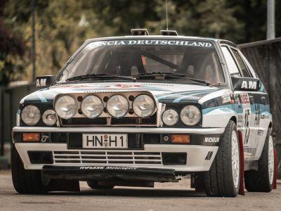 Lancia DELTA HF INTEGRALE 8V GR. A - Prix sur Demande - #1