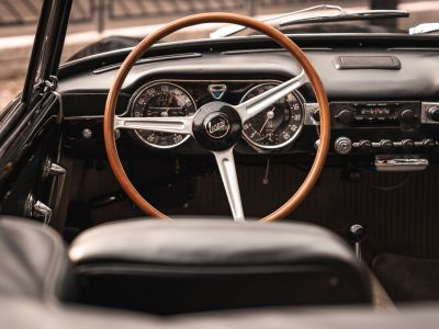 Lancia Flaminia TOURING CONVERTIBLE 2800 3C - Prix sur Demande - #9