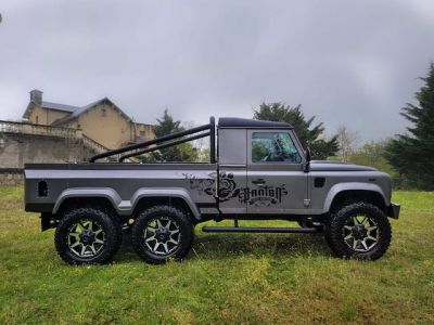 Land Rover Defender 6 roues - <small></small> 110.000 € <small>TTC</small> - #3