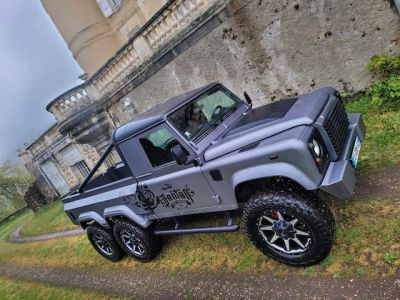 Land Rover Defender 6 roues - <small></small> 110.000 € <small>TTC</small> - #4