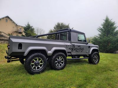 Land Rover Defender 6 roues - <small></small> 110.000 € <small>TTC</small> - #5