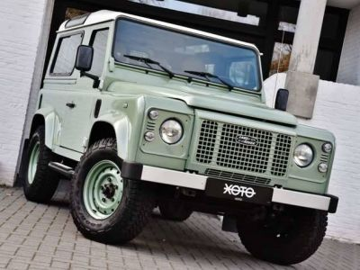 Land Rover Defender 90 HERITAGE LIMITED - <small></small> 69.950 € <small>TTC</small> - #2