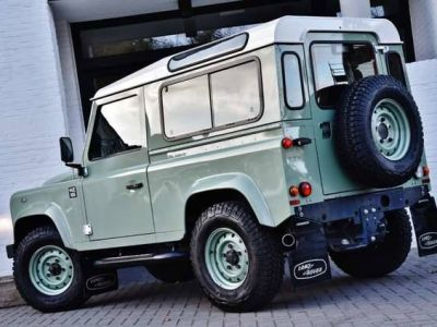 Land Rover Defender 90 HERITAGE LIMITED - <small></small> 69.950 € <small>TTC</small> - #9