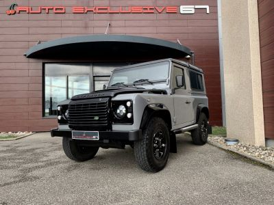 Land Rover Defender Station Wagon 90 TD4 122 AUTOBIOGRAPHY BLACK - <small></small> 29.990 € <small>TTC</small>