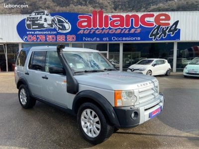 Land Rover Discovery 3 td6 2.7l 7 places - <small></small> 13.900 € <small>TTC</small> - #1