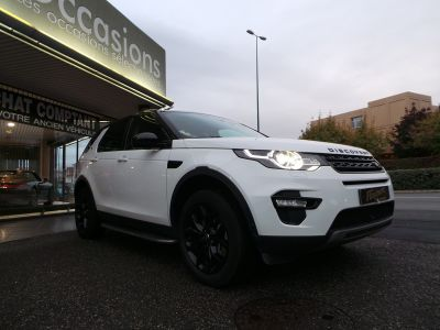 Land Rover Discovery Sport 2.0 SD4 240CH HSE AWD BVA MARK III - <small></small> 25.990 € <small>TTC</small>