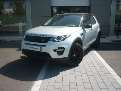 Land Rover Discovery Sport 2.0 TD4 150ch AWD HSE Mark I - <small></small> 26.900 € <small>TTC</small> - #1