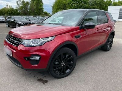 Land Rover Discovery Sport 2.0 TD4 180ch AWD HSE - <small></small> 32.900 € <small>TTC</small> - #1