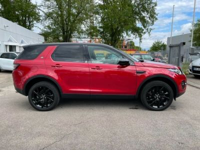 Land Rover Discovery Sport 2.0 TD4 180ch AWD HSE - <small></small> 32.900 € <small>TTC</small> - #6