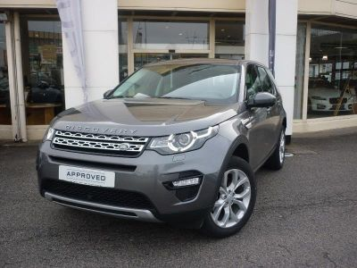 Land Rover Discovery Sport 2.0 TD4 180ch AWD HSE BVA Mark II - <small></small> 34.900 € <small>TTC</small>