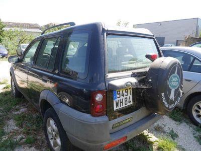 Land Rover Freelander 2.0 TD4 SPORT WAGON 112cv 4X4 5P BVM - <small></small> 1.500 € <small>TTC</small>