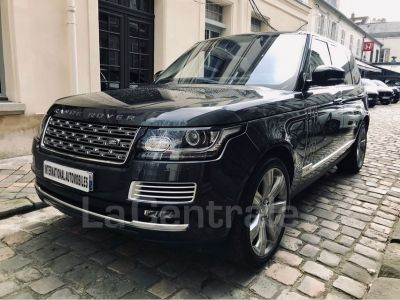 Land Rover Range Rover 4 IV (2) 5.0 V8 S/C 565 SV AUTOBIOGRAPHY LWB - <small></small> 129.900 € <small>TTC</small>