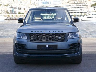 Land Rover Range Rover 5.0 V8 S/C 525ch Autobiography LWB Mark VII - <small></small> 127.000 € <small>TTC</small>
