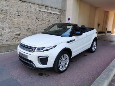 Land Rover Range Rover Evoque LAND ROVER RANGE ROVER EVOQUE (2) CABRIOLET TD4 150 8CV SE DYNAMIC BVA - <small></small> 42.500 € <small>TTC</small>