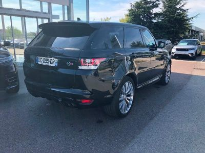 Land Rover Range Rover Sport 5.0 V8 Supercharged 550 SVR Mark IV - <small></small> 79.990 € <small>TTC</small>