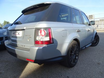 Land Rover Range Rover Sport HSE 3.0L 245PS BVA/TOE JTES 20  PDC + Caméra  Harman Kardon - <small></small> 23.890 € <small>TTC</small> - #9