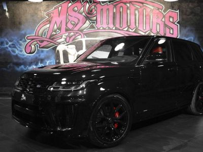 Land Rover Range Rover Sport II (2) 5.0 V8 SUPERCHARGED SVR - <small></small> 133.250 € <small>HT</small>