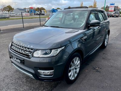 Land Rover Range Rover Sport Rang TDV6 3.0 258 ch HSE - <small></small> 34.990 € <small>TTC</small> - #5