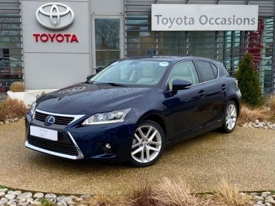 Lexus CT 200h Executive - <small></small> 19.990 € <small>TTC</small>