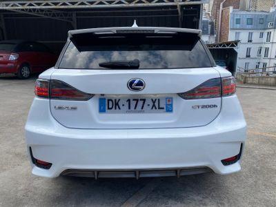 Lexus CT 200H F SPORT - <small></small> 16.490 € <small>TTC</small> - #4