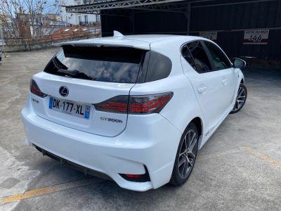 Lexus CT 200H F SPORT - <small></small> 16.490 € <small>TTC</small> - #5