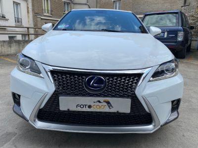 Lexus CT 200H F SPORT - <small></small> 16.490 € <small>TTC</small> - #8