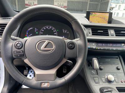 Lexus CT 200H F SPORT - <small></small> 16.490 € <small>TTC</small> - #19