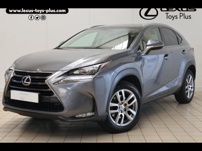 Lexus NX 300h 4WD Luxe - <small></small> 30.900 € <small>TTC</small>